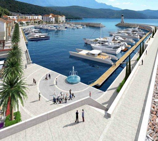 Luxury Lustica Bay
