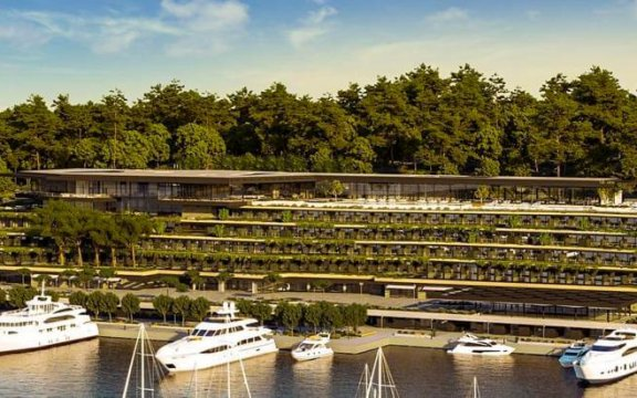 Luxury hotels Croatia