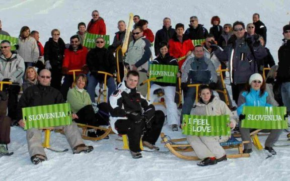 Winter Incentive Slovenia