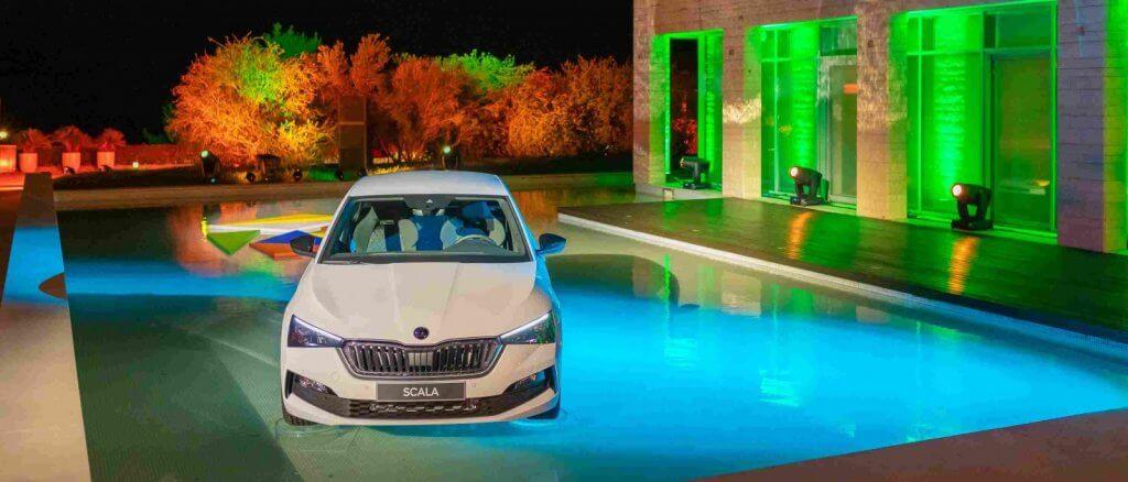 Car launch Croatia